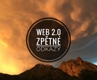 zpětné odkazy web 2.0