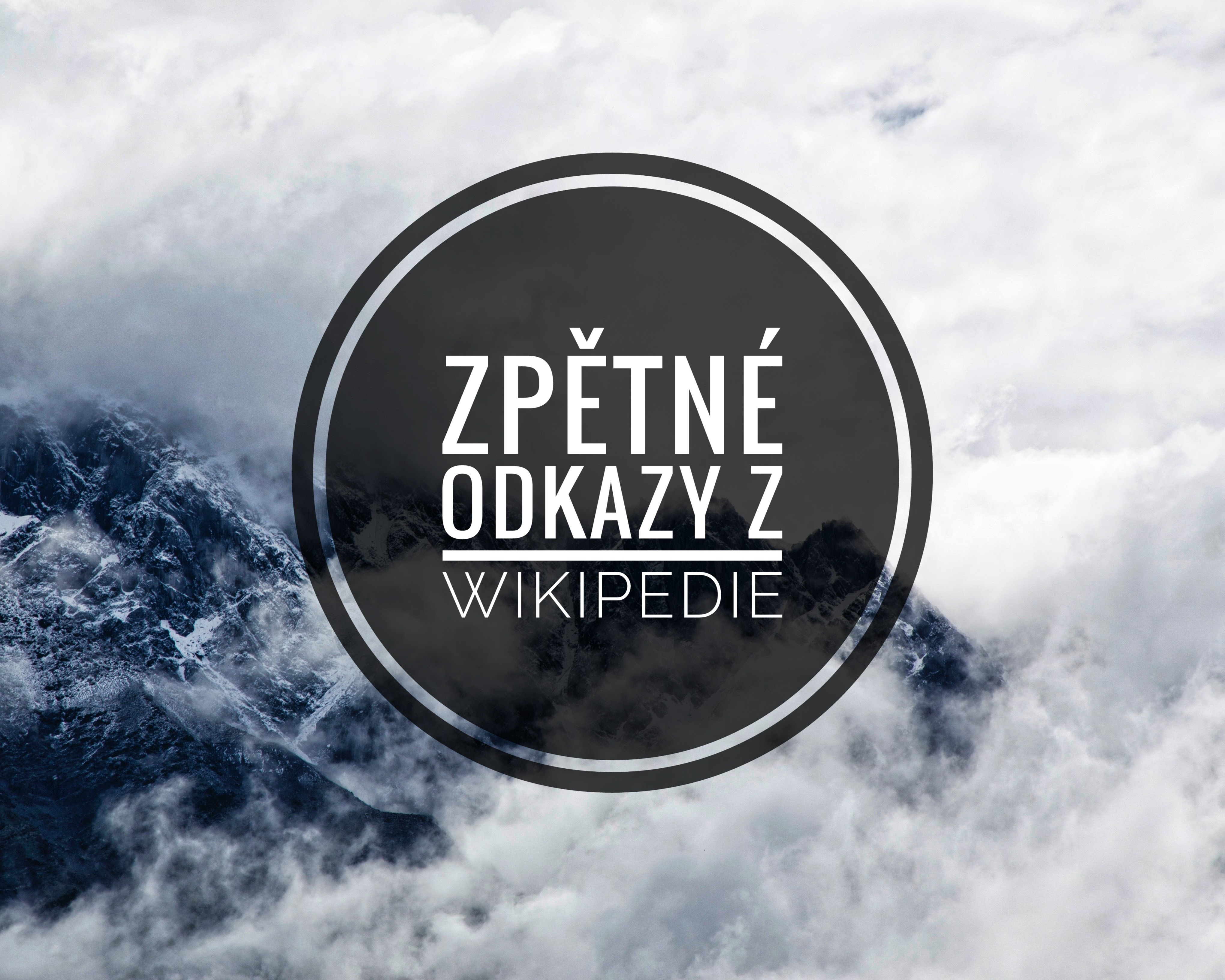 zpětné odkazy z wikipedie